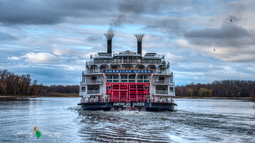 american queen riverboat