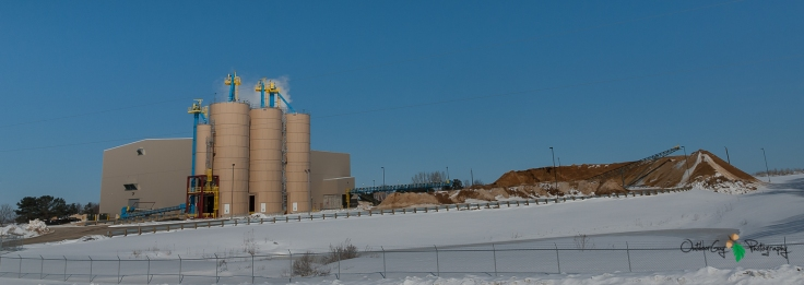 Sand Washing plant - Grange Hall, WI