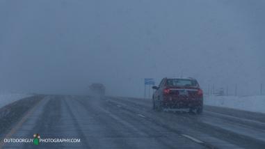 Post snow storm - even more snow!