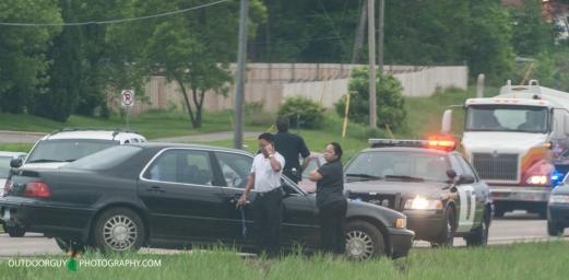 Car Accident - Monday