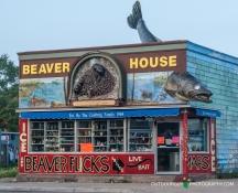 Beaver House, Grand Marais, MN
