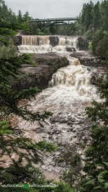Middle & Lower Falls