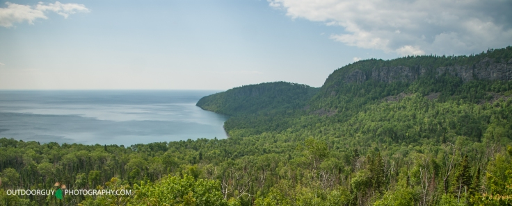 Just North of Grand Portage