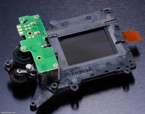 Nikon D7000 Shutter