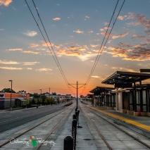 Lightrail @ University & Lexington