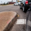this curb needs to be taken out